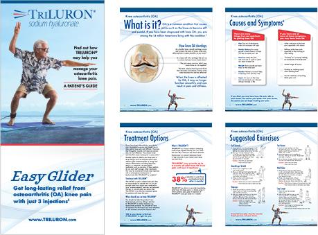 Triluron Easy Glider Brochure